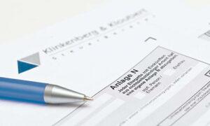 Steuererklärung Beratung