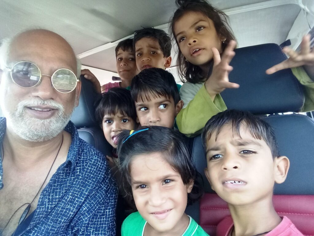 Soziales Engagement in Indien 1