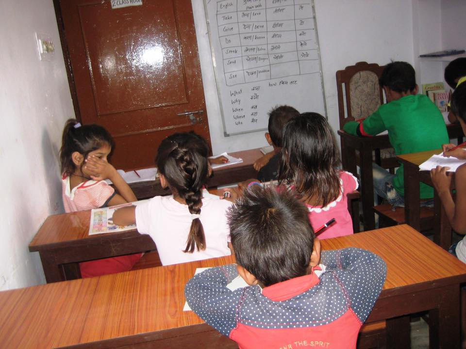Soziales Engagement in Indien 7