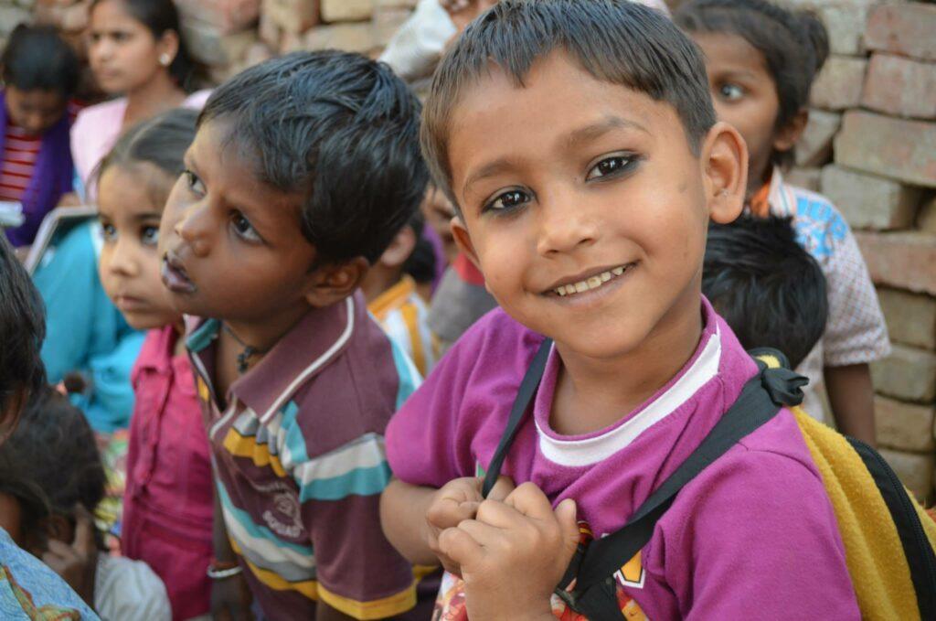 Soziales Engagement in Indien 8
