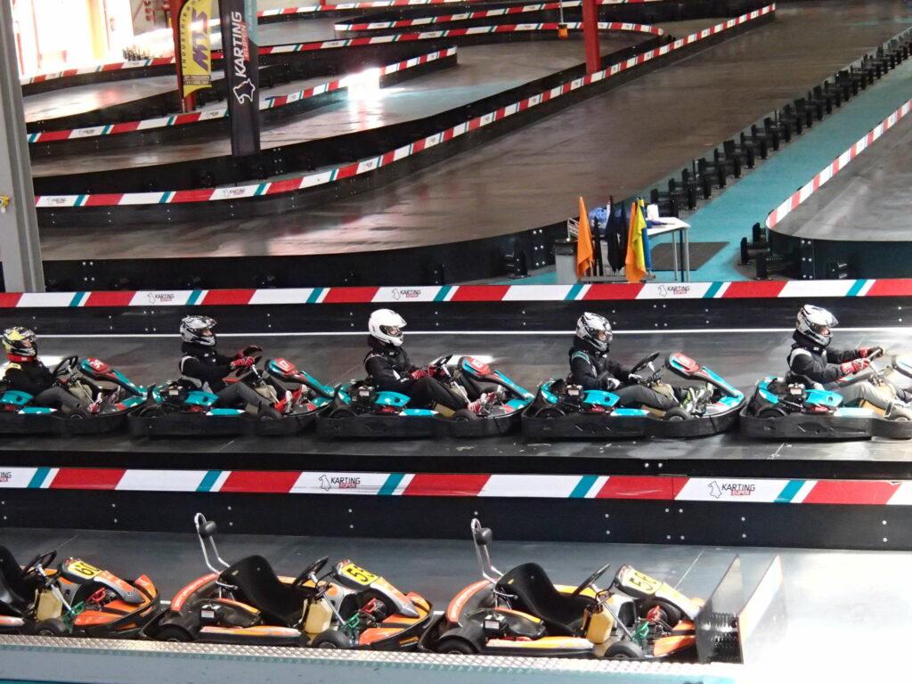 Karting Halle Eupen